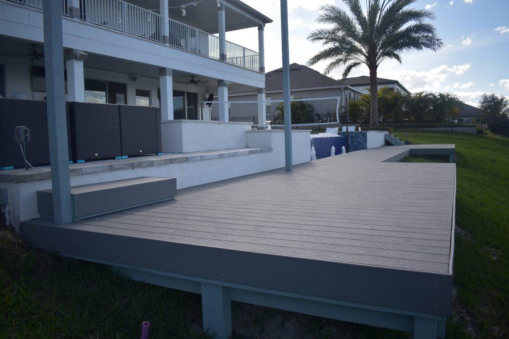 McNish deck